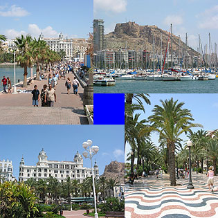 Alicante villa rentals