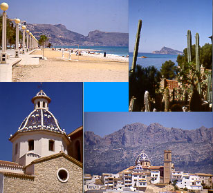 Altea holidays