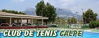 Club de Tenis Calpe