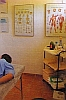 Club de tennis massage room