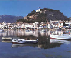 Denia villa rental in Spain