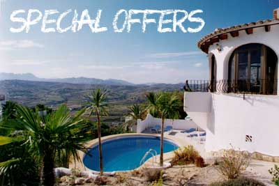 Offers U0026 Late Availability · Villa Special Offers