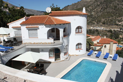 Our Calpe Villas