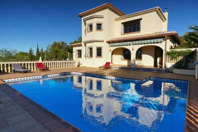 Our Javea Villas