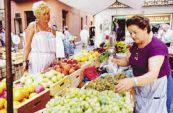 Street Markets on the costa blanca javea calpe