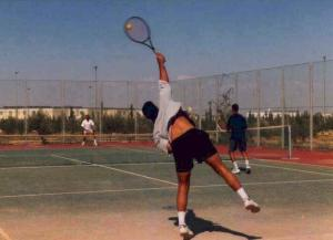 Tennis clubs on the Costa Blanca